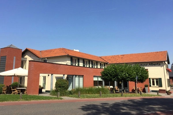 Landhotel Alberts - Vakantie in Limburg
