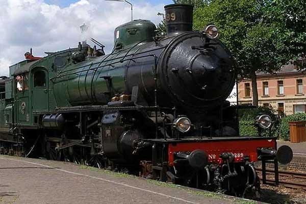 Miljoenenlijn - Vakantie in Limburg