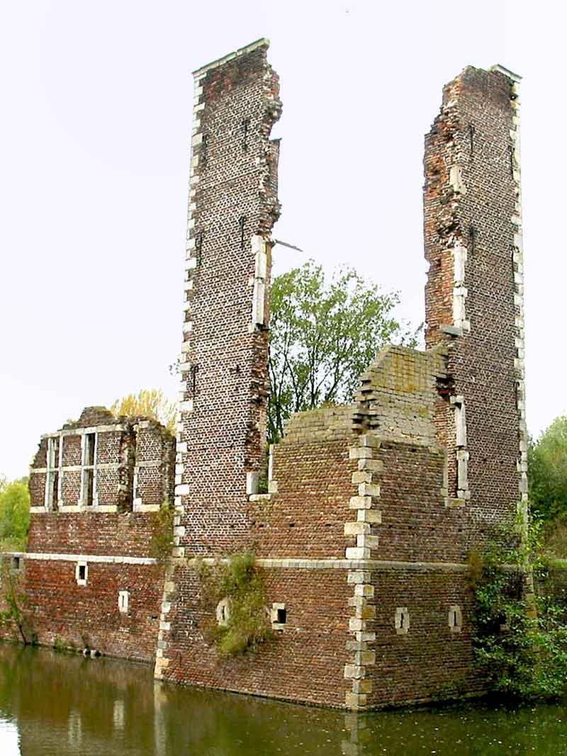Kasteel Schaesberg -Vakantie in Limburg