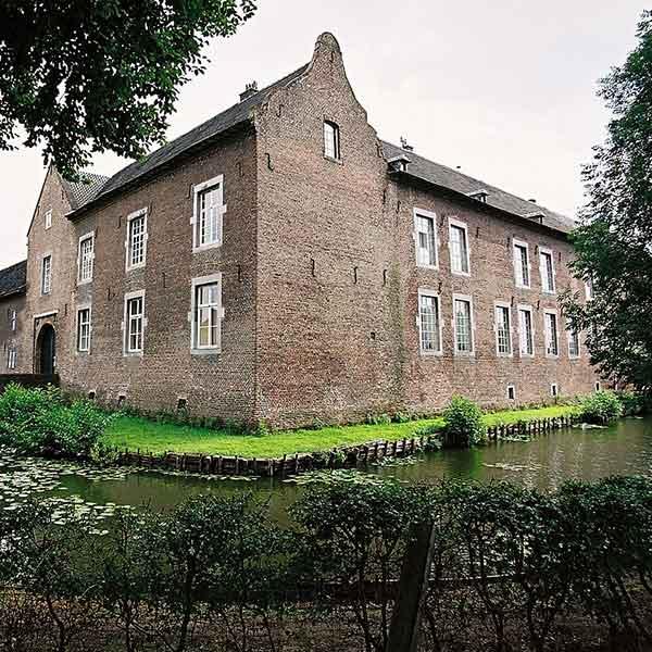 Kasteel Terborgh te Schinnen - Vakantie in Limburg