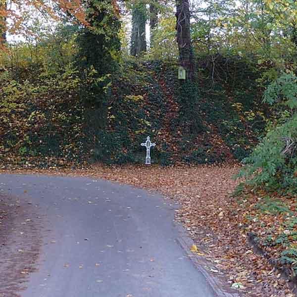 Nuth (Wegkruis aan de Wienweg) - Vakantie in Limburg