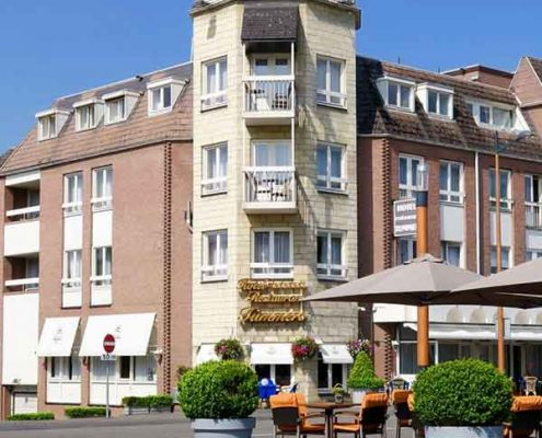 Golf- en wellness Hotel Tummers - Valkenburg - Vakantie in Limburg