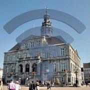 Gratis WiFi in de Binnenstad van Maastricht