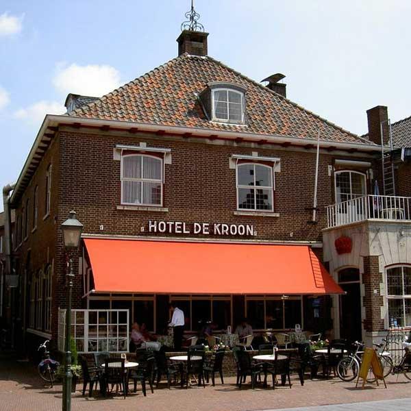 Hotel Kroon - Gennep - Vakantie in Limburg