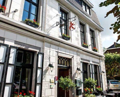Hotel Restaurant In den Roden Leeuw van Limburg  - Wittem - Vakantie in Limburg