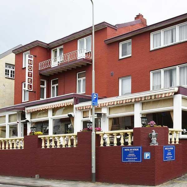 Hotel de Uitkijk - Valkenburg - Vakantie in Limburg