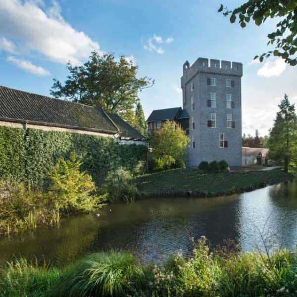 Kasteel Daelenbroeck - Herkenbosch - Vakantie in Limburg