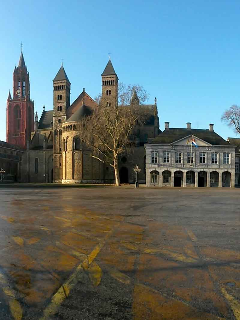 Vrijthof - Maastricht - Vakantie in Limburg