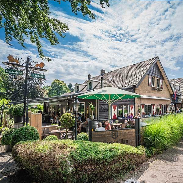 Herberg Restaurant 't Zwaantje - Mook - Vakantie in Limburg