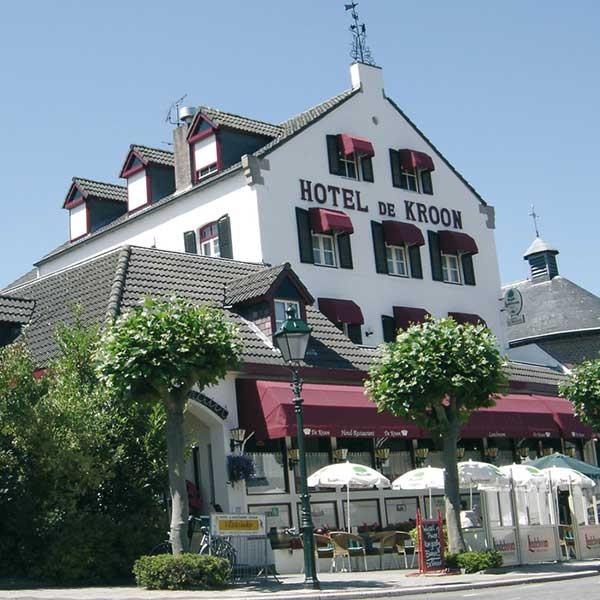 Hotel Restaurant de Kroon - Epen - Vakantie in Limburg