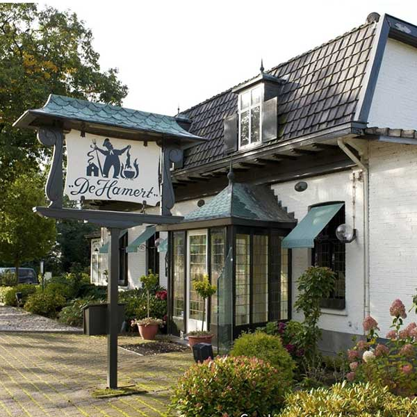 Hostellerie De Hamert - Wellerlooi - Vakantie in Limburg