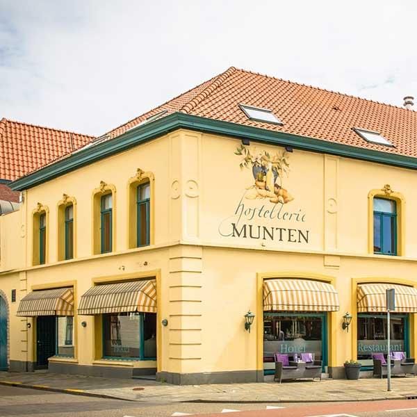 Hostellerie Munten - Weert - Vakantie in Limburg