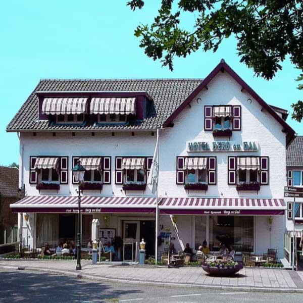 Hotel Berg en Dal - Epen - Vakantie in Limburg