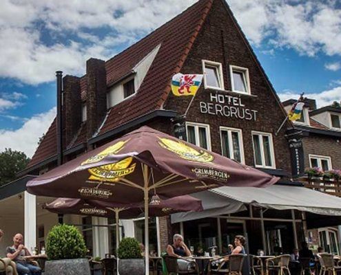 Hotel Bergrust - Bemelen - Vakantie in Limburg