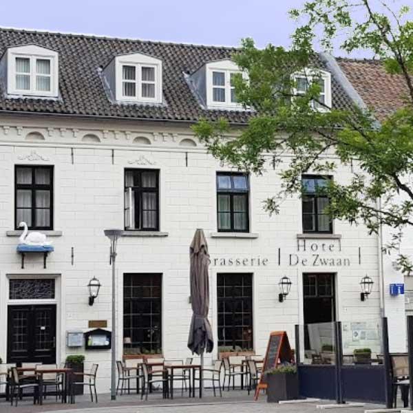 Hotel Brasserie De Zwaan - Venray - Vakantie in Limburg