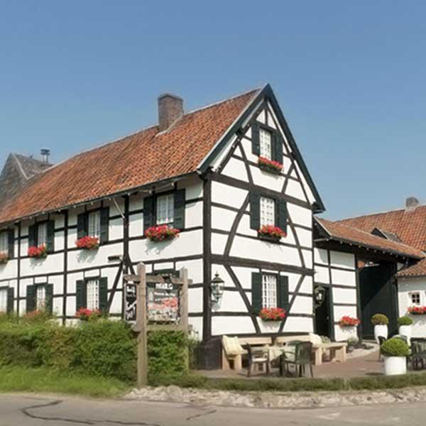 Hotel Hoeve de Plei - Mechelen - Vakantie in Limburg