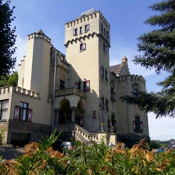Hotel Kasteel Geulzicht - Berg en Terblijt - Vakantie in Limburg