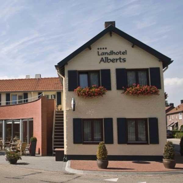 Landhotel Alberts - Heijenrath - Vakantie in Limburg