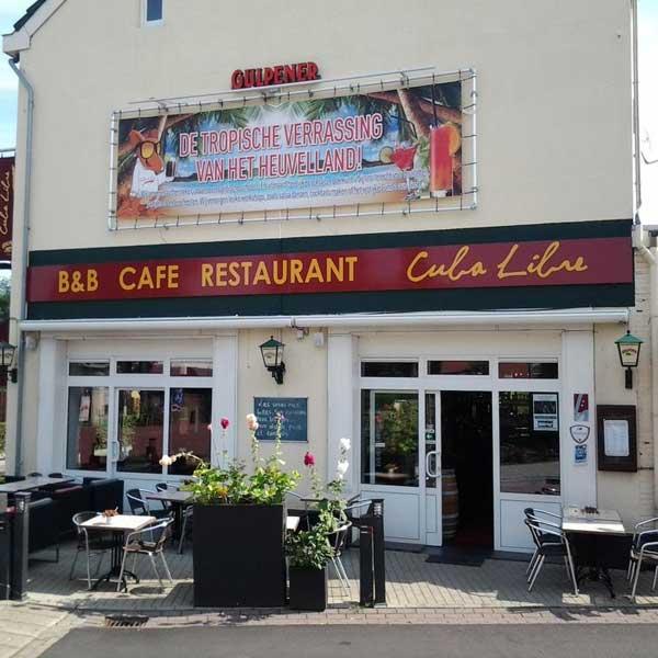 Hotel Cuba Libre - Vijlen - Vakantie in Limburg
