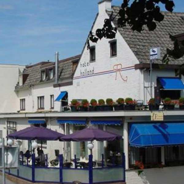 Hotel Holland - Restaurant De Potkachel - Berg en Terblijt - Vakantie in Limburg