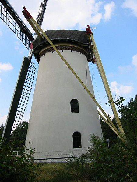Molen Nooit Gedacht in Afferden - Vakantie in Limburg