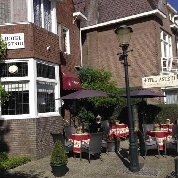 Hotel Astrid - Valkenburg - Vakantie in Limburg