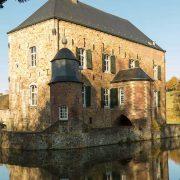 Kasteel Erenstein in de Anstelvallei - Vakantie in Limburg