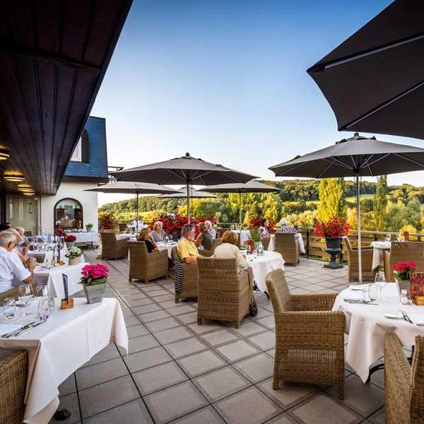 Hotel Klein Zwitserland Wellness Spa & Beauty - Slenaken - Vakantie in Limburg