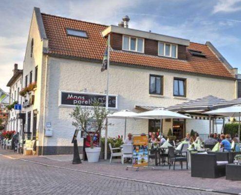 Hotel De Maasparel - Arcen - Vakantie in Limburg