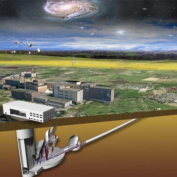 Komt de Einstein Telescope naar Limburg?