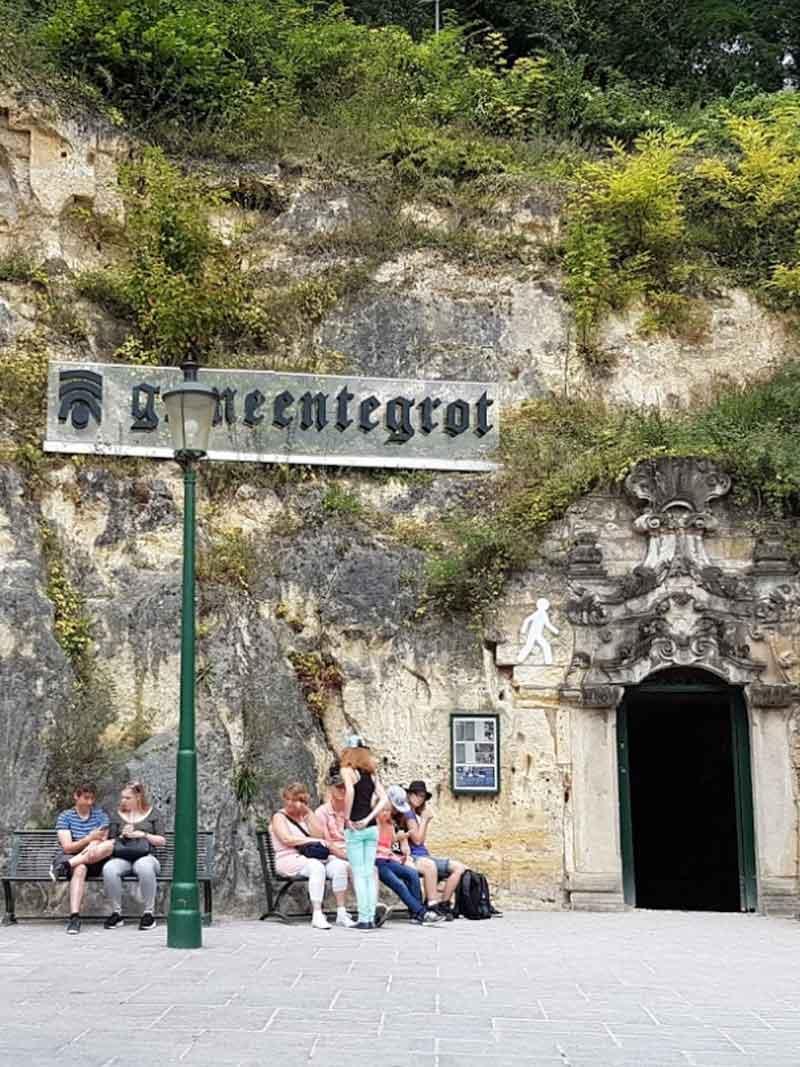 Cave Experience - Gemeentegrot - Valkenburg - Vakantie in Limburg