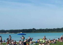 Dagstrand het Blauwe Meertje - Weert - Vakantie in Limburg