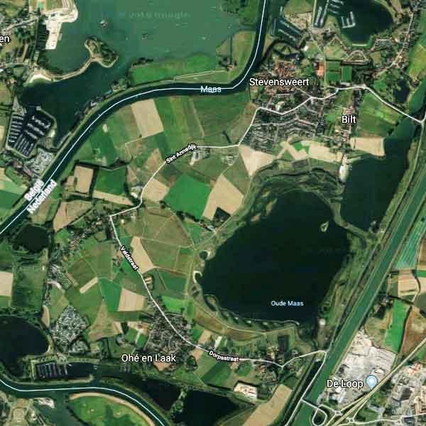 Het eiland in de Maas - Vakantie in Limburg