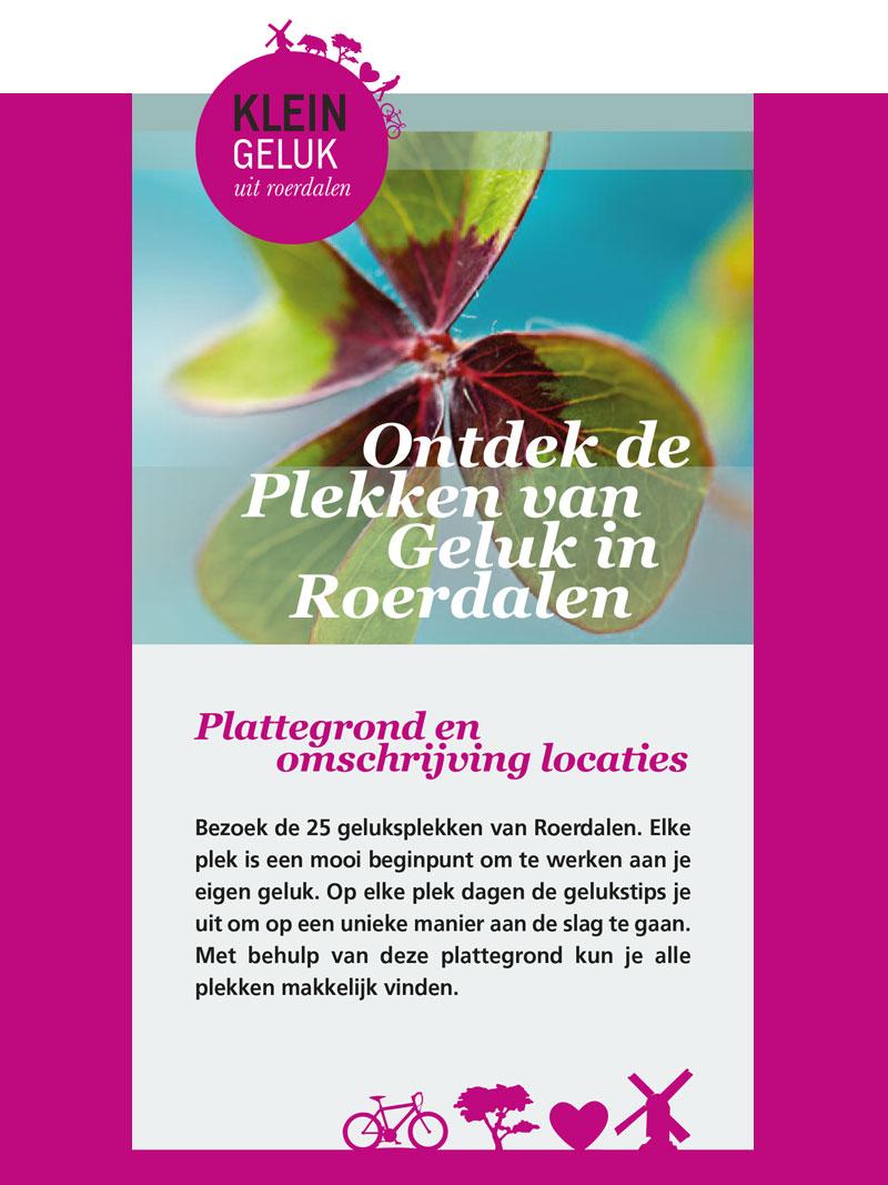 Klein Geluk - Roerdalen - Vakantie in Limburg