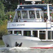 Maasboot Filia Mosae - Well - Vakantie in Limburg