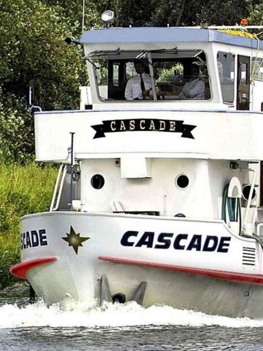 Rederij Cascade - Maasbracht - Vakantie in Limburg