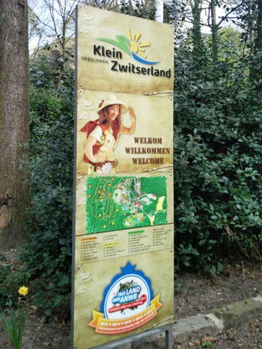 Speelpark Klein Zwitserland - Tegelen - Vakantie in Limburg