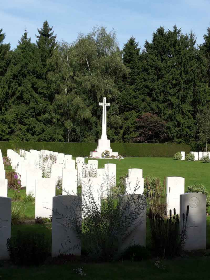 Venray War Cemetery - Venray - Vakantie in Limburg