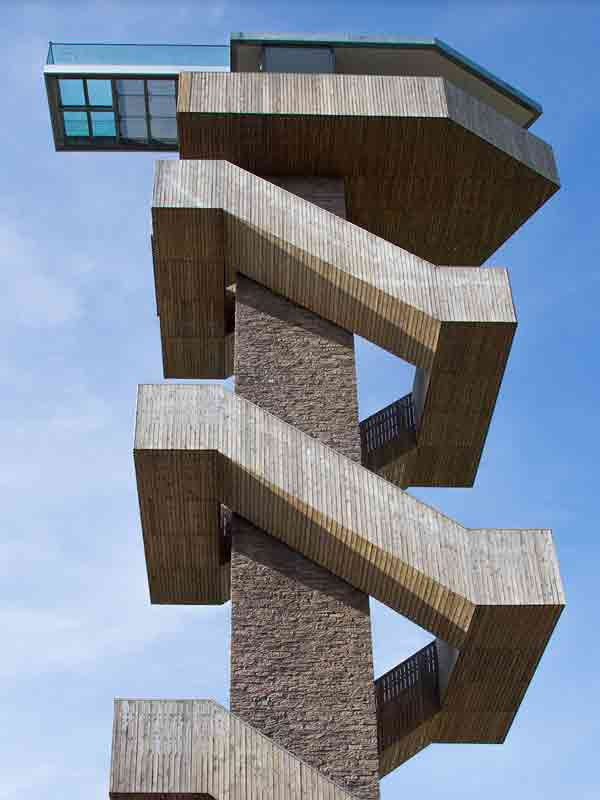 Wilhelminatoren - Vaals - Vakantie in Limburg