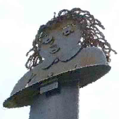 Pinkpop heeft monument in Landgraaf