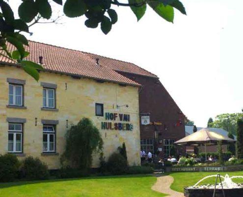 Hotel restaurant Hof van Hulsberg - Hulsberg - Vakantie in Limburg