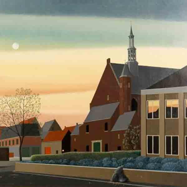 Net echt, realistische kunst in Limburgs Museum - Vakantie in Limburg
