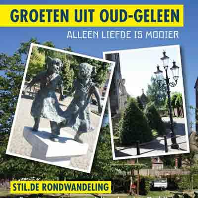Recht op Kunst: STIL. de Rondwandeling in Oud-Geleen