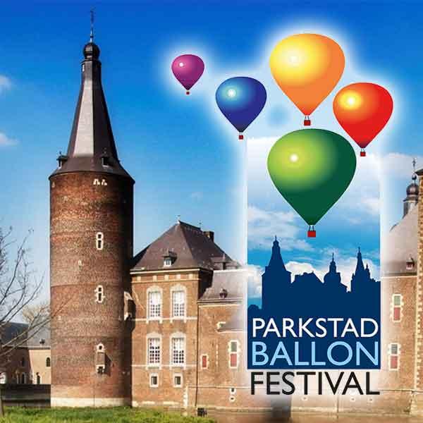 Parkstad Ballon Festival - Vakantie in Limburg