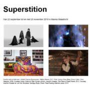 Marres presenteert: Superstition - Vakantie in Limburg