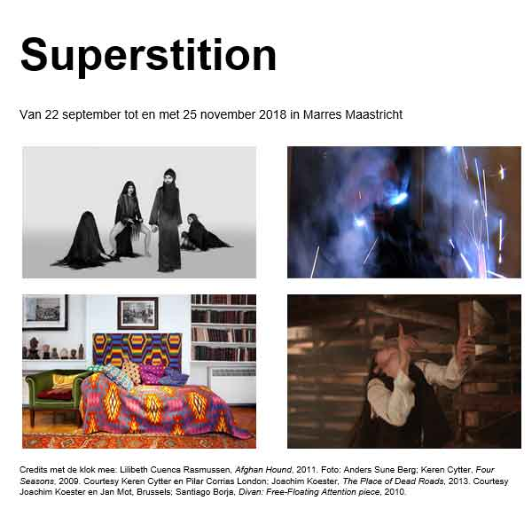 Marres presenteert: Superstition - Vakantie in Limburg