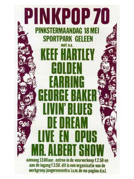 Maand van de geschiedenis in Limburg - Pinkpop - Vakantie in Limburg