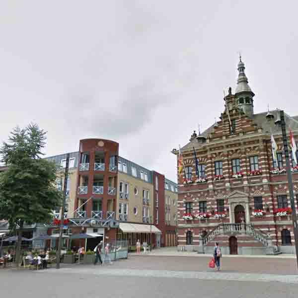 Kerkrade - stad - Vakantie in Limburg