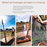ArcheoRoute zet door - Vakantie in Limburg