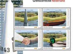 Postzegels-over-grenscorrectie - Vakantie in Limburg
